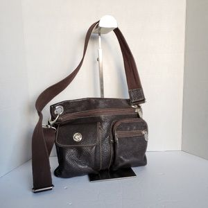 Roots Bags - Roots crossbody messengers bag